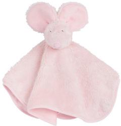 Baby's Only knuffeldoekje Muis classic roze knuffeldoekje
