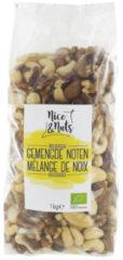 Nice&Nuts Biologische gemengde noten 1kg