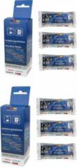 Bosch Siemens ontkalkingstabletten - 2 verpakkingen - ontkalker tabletten ontkalken koffiezetapparaat koffiemachines
