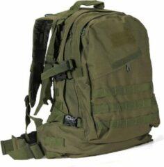 Merkloos / Sans marque Backpack - Militair Tactisch - Leger Groen - Wandelrugzak - Rugtas - Rugzak - 55 Liter