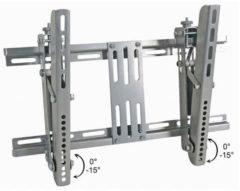 Grijze Perel TV Lcd- plasma Kantelbare muurbeugel - 23-37 inch - 58-94 cm