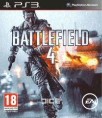 Electronic art Battlefield 4 - Includes China Rising Expansion Pack - EN/AR (PS3)