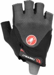 Castelli - Arenberg Gel 2 Glove - Handschoenen maat L, zwart/grijs