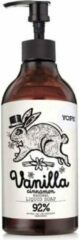 Yope - Moisturising Liquid Soap nawilżające mydło w płynie Vanilla & Cinnamon 500ml