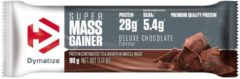 Dymatize Super Mass Gainer Bar - Eiwitreep - 1 box (10 eiwitrepen) - Deluxe chocolate