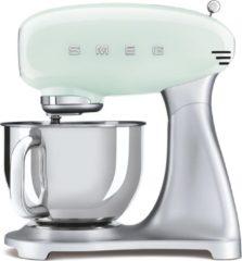 Smeg Keukenmachine SMF02PGEU, watergroen