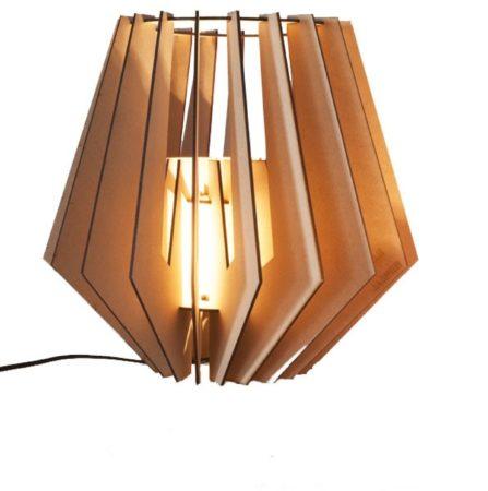 Afbeelding van Naturelkleurige Van Tjalle en Jasper Spot-nik floor lamp - Naturel