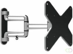 Velleman Muurbeugel Voor Flatscreens 23-42 / 58-107 Cm - 360° Draaiende Basis - Max. 20 Kg