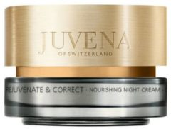 Juvena Skin Rejuvenate Nourishing Night Cream - Normal To Dry Skin