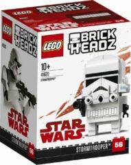 Witte LEGO BrickHeadz Stormtrooper - 41620