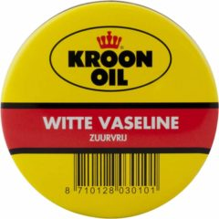 Universeel Kroon-Oil 03010 witte vaseline 65 ml blik