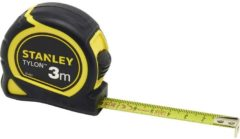Stanley by Black & Decker Tylon 1-30-687 Rolmaat Tylon 3m/12,7mm