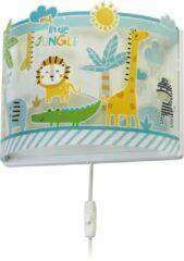 Dalber Little Jungle - Wandlamp - Veelkleurig
