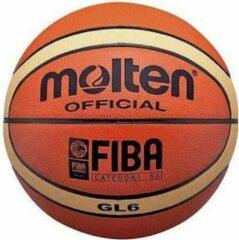 Beige Molten Basketbal GL6