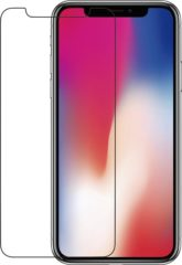 Azuri screenprotector tempered glass - Voor Apple iPhone X, Apple iPhone XS & Apple iPhone 11 Pro - Zwart