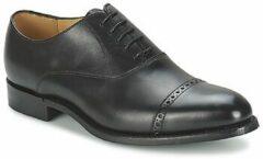 Zwarte Klassieke Schoenen Barker BURFORD