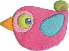 Roze Egmont Toys Babywashandje Vogel