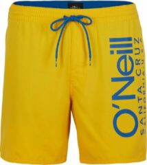 Goudkleurige O'Neill Sportzwembroek Original Cali - Golden Rod - L
