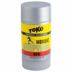 Toko - Nordic Gripwax Red - Boenwas maat 25 g, rood