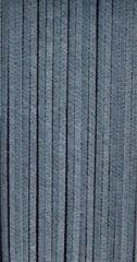 Blauwe Lesli Vliegengordijn kattenstaart Grijs 90x200cm