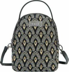Gouden Signare - Mini Backpack - Schoudertas - Luxor – Art Deco Style