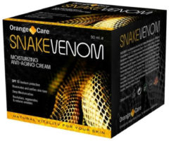 Orange Care Snake Venom Anti-rimpel Cream - Gezichtscrème - Dag en nachtcrème - Slangencrème - Slangengif