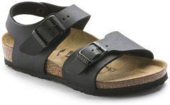 Zwarte Birkenstock New York Narrow - Sandalen - Kinderen - Zwart - Maat 29