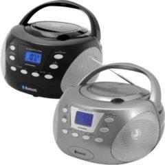 Soundmaster SCD3800 Stereo-Radio mit CD und Bluetooth Farbe: schwarz