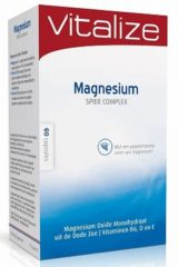 Vitalize Spier Comfort Magnesium Complex (60ca)
