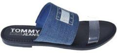 Blauwe Slippers Tommy Hilfiger EN0EN00565