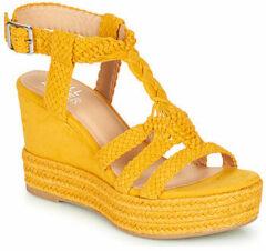 Gele Bullboxer 175018F2T Sandal Women Yellow 41