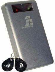 Digittrade RS256 Externe RFID Security harde schijf (2,5 inch) 1 TB Zilver, Zilver/esdoorn USB 3.0