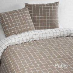 Zandkleurige Daydream Day Dream Pablo - dekbedovertrek - lits-jumeaux - 240 x 200/220 - Zand