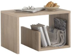 FD Furniture Bijzettafel / Lectuurhouder Mike - Eiken