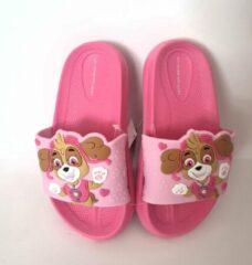 Paw Patrol slippers - roze - Skye - maat 31/32