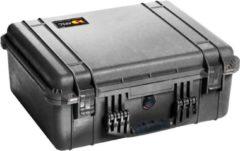 PELI Outdoor-koffer 1550 33 l (b x h x d) 525 x 216 x 435 mm Zwart 1550-000-110E