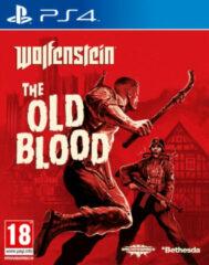 GAMEWORLD BV Wolfenstein: The Old Blood | PlayStation 4