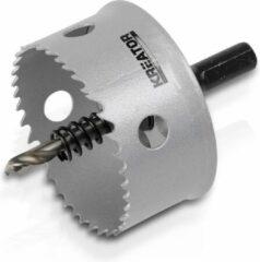 Kreator KLOKBOOR 65mm HSS-Bimetal METAAL/HOUT
