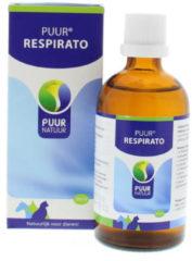 Puur Respirato (voorheen Puur Luchtwegen) - 100 ml. druppelflacon