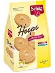 Schar Hoops biscotti senza glutine 220g