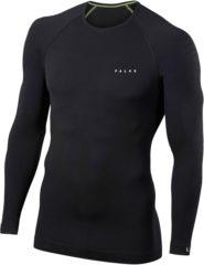 FALKE Ergonomic Sport System Falke Longsleeved Tight Shirt Heren Sportshirt - Zwart - XXL