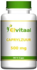 Elvitaal Caprylzuur 500 mg Tabletten
