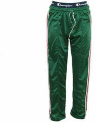 Groene Trainingsbroek Champion Straight Hem Pants