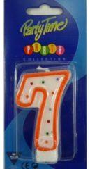 Haza Original Cijferkaars ''7'' Multicolor
