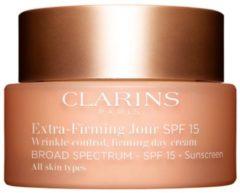 Clarins Extra-Firming Jour SPF15 - All Skin Types Gezichtscrème 50 ml