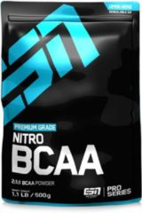 ESN Nitro BCAA - Aminozuren - 500 gram - Fresh Orange