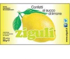 Ziguli Zigulì Limone 36 Caramelle