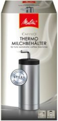 Behälter CAFFEO Thermo Milchbehälter Melitta Silber