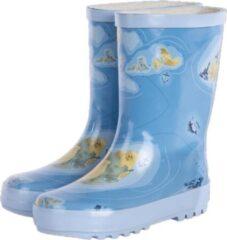 Esschert Design Regenlaarzen Zee Junior Rubber Blauw Mt 29/30