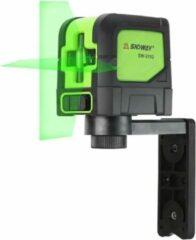 SNDWAY® BouwLaser Level 2 groen lijnen Kruislijnlaser - SW-311G
